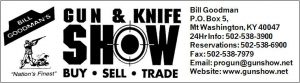 Bill Goodman's Gun and Knife Show