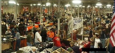 The Indy 1500 Gun & Knife Show 11/3-4-5