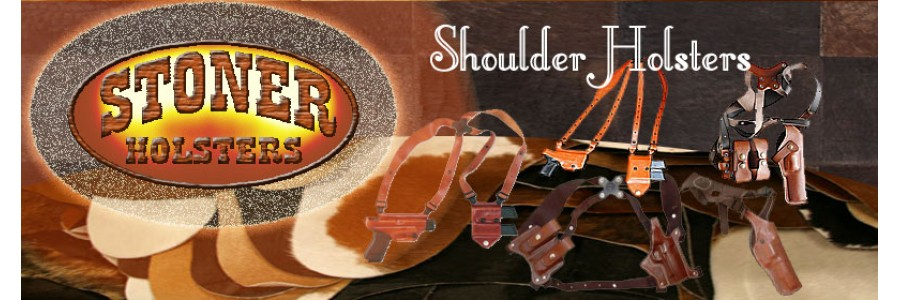 Shoulder Holster Banner FP