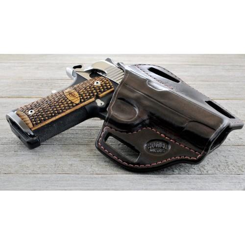 Gun Holster #DK1054 Geared Steampunk Pistol Holster