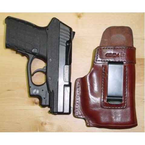 Stoner 415 IWB with Crimson Trace Laser Guard