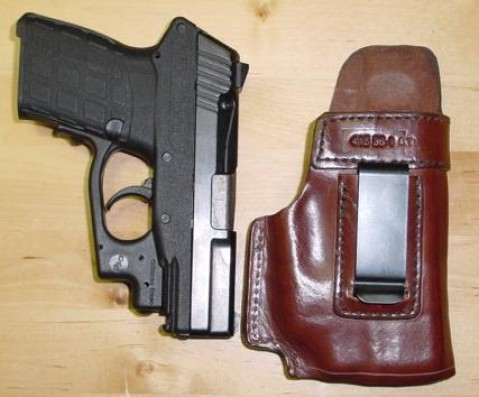 Stoner Holsters 415 IWB Gun Holster - Guns with Crimson