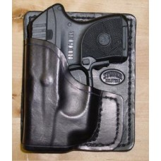 Stoner Back Pocket Wallet Holster Semi Autos Crimson Trace Laser Guard
