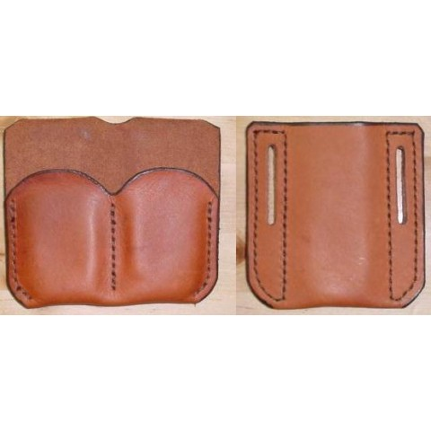 The Wild Bunch 1911 45 Cal Mag Pouches