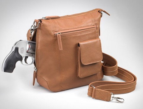 Concealed Carry Flat Sac