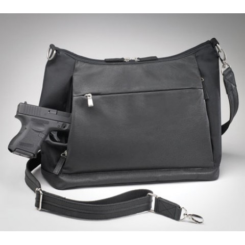 Concealed Carry Large Hobo Sac