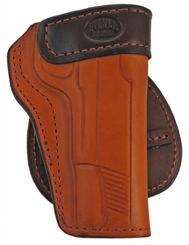 Leather Paddle Holster by Stoner Holsters